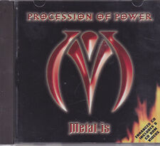 Procession Of Power-Metal Is cd album