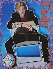 CODY SIMPSON - A2 Poster (XL - 40 x 52 cm) - Fan Sammlung Clippings Ausland USA
