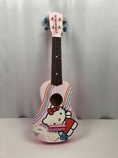 Hello Kitty Sanrio Toy Acoustic Guitar