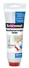 Pufas Schimmel Ausbesserungsfarbe mit Langzeit-Filmschutz - Tube 250 ml