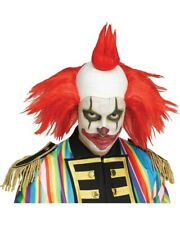 Twisted Clown Red Wig One Size