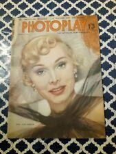 Photoplay Magazine March 1953 Zsa Zsa Gabor Rita Hayworth