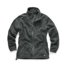 Scruffs WORKER Fleece Black / Grey (All Sizes) Men's Water Resistant Work Jacket