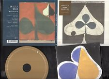 Grizzly Bear - Shields - 2012 digipak CD + lyric booklet
