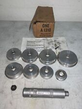 Blue Point A1310 Bearing Race Ring and Seal Driver  Master Set TOOLS