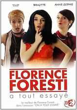 Florence foresti has tried everything [DVD]