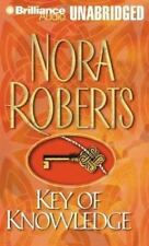 Key Trilogy, Vol.2, Key of Knowledge  - by Nora Roberts - (2003 Cassette)