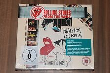 The Rolling Stones-From The Vault-Hampton Coliseum Live In 1981 (2014)(Neu+OVP)