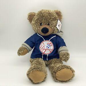 "Good Stuff New York Yankees Baseball Bear 18"" Plush Soft Toy Stuffed Animal"
