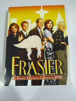Frasier Tercera Temporada 3 Completa - 4 x DVD Español Ingles - 3T