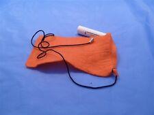 Orange Clarinet Cleaning Felt bore Swab cloth & Cork Grease Soprano Bb(flat)