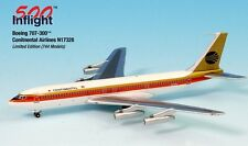 Boeing 707-300 Continental Airlines 'Black Meatball' (Inflight1:500 / IF5707007)