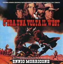 C'Era Una Volta Il West - Ennio Morricone (2005, CD NUOVO)