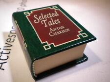 Del Prado miniature book - Selected Tales - Anton Chekhov