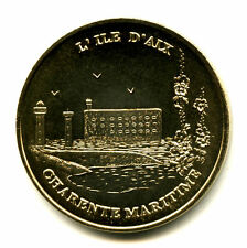 17 ILE D'AIX Fort Boyard, 2005, Monnaie de Paris