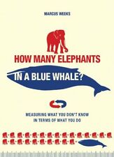 How Many Elephants in a Blue Whale?: Measuring Wha
