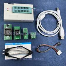 Xgecu Tl866ii Plus Programmer For Spi Flash Nand Eeprom Mcu Pic Avr4 Adapters