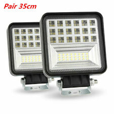 2X400W 6000K 40000LM LED Work Light Bar Flood Spot Beam 4WD SUV Driving Fog Lamp