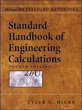 Standard Handbook of Engineering Calculations-ExLibrary