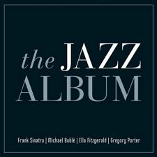 The Jazz Album 2 CD - Release June 2016