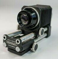 Novoflex Automatic Extension Bellows with Emitar 4/76 PZ0 30539 Lens