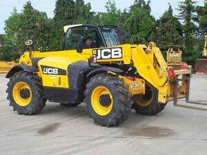 JCB 531-70 DECAL STICKER SET