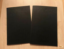 Brand New Band x2 Limited Edition Lyric Books Deja Entendu The Devil and God