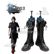 New Final Fantasy XV Noctis Lucis Caelum Cosplay Costume Shoes Boots Comic con