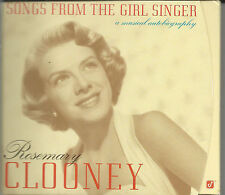 CD-Songs from the Girl Singer: A Musical Autobiography by Rosemary Clooney