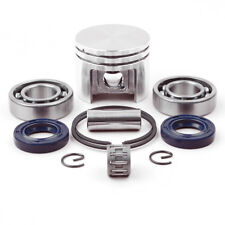 Piston Pin Kit w Crank Bearing Oil Seal For Stihl MS180 018 MS 180 Chainsaw 38mm