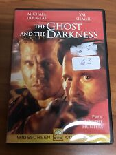 The Ghost and the Darkness (DVD, 1998)