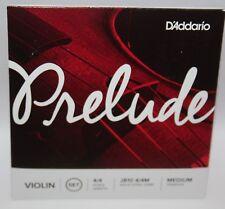 D'ADDARIO PRELUDE Corde Violon Violin Tension Medium 4/4M J810