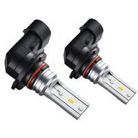 H8 H11 H16 LED Ampoule de Brouillard, H16 Lampe de Brouillard LED Haute Pui O3O2