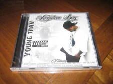 Chicano Rap CD YOUNG TRAV - Negative Boy - Big Lokote Mr. Lil One Baby Bash
