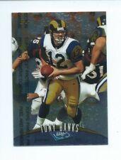 1998 Topps Finest Tony Banks #217 Football Card WL7.