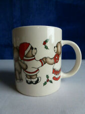 Panstone  Teddy Bear Christmas Coffee/Tea Mug  No.312