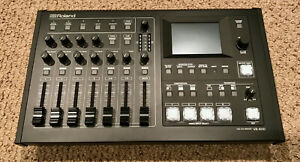Roland VR-4HD HD AV Mixer Audio/Video Mixer With USB Streaming, MINT