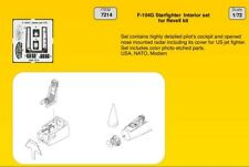 CMK 1/72 F-104G Starfighter Interior set for Revell # 7214