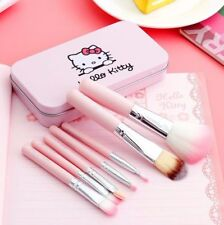 HELLO KITTY 7 pcs. make up brush set  FOR RESELL OR GIFT!