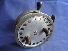 "A FINE VINTAGE HARDY DECANTELLE 4"" MK 1 SPINNING CENTREPIN REEL"