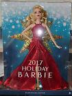 Holiday barbie 2017 NRFB