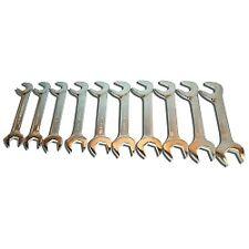 V8 HAND TOOLS 9810 - Jumbo Angle Head Wrench Set, SAE, 10 pc