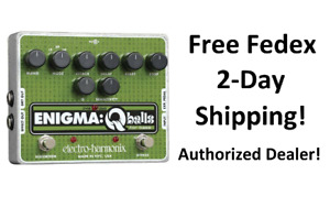 New Electro-Harmonix EHX Enigma Bass Envelope Filter Bass Guitar Effects Pedal