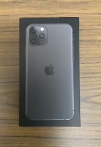 iPhone 11 Pro, Space Grey, 256GB [Verizon Unlocked] A2160 • Used + Accessories