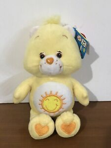 Care Bear I'm Scented Special Edition Yellow FUNSHINE BEAR  2006  New w/tags