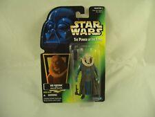 Star Wars Power of the Force HOLO FOIL Bib Fortuna Figure