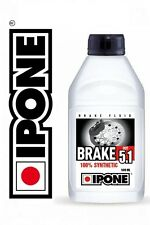 Liquide de frein hydraulique IPONE Brake DOT 5.1 Moto