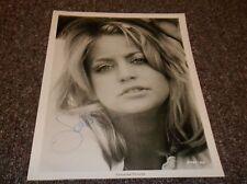 Goldie Hawn signed autograph 8x10 vintage photo plus 1973 press release