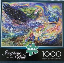 "Josephine Wall ""Earth Angel"" 1000 Piece Jigsaw Puzzle by Buffalo Games SEALED"