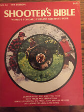 Shooter'S Bible No.65,1974 Edition, 25,000 items, 8,500 Illustrarions, 576 pages